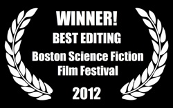 Winner Boston Sci-Fi